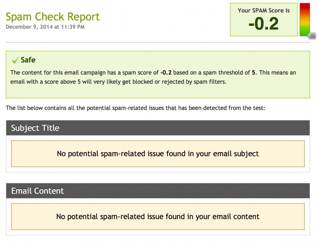 Email certificata antispam