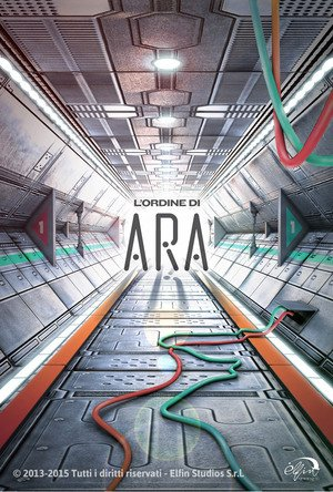L'Ordine di Ara, l'audio fiction