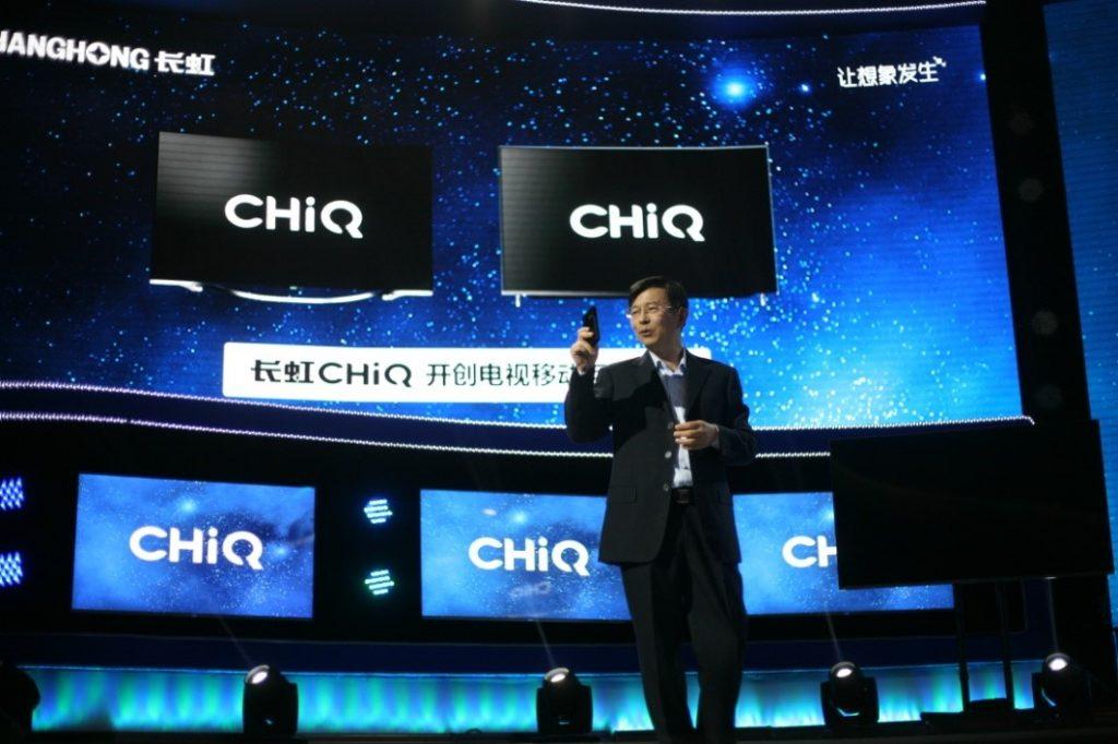 Changhong nuovi Televisori CHiQ
