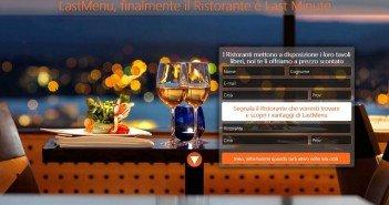 home page www.lastmenu.eu