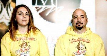Patrizia e Alessandro, Boss MMItalia
