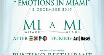 Emotions in Miami - Premio Eccellenza Italiana