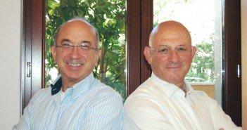 Da sinistra, Dott. Bonfrate e Dott. Annicchiarico