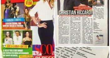 Christian Riccardi su Eva 3000