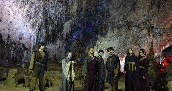 Speleo Teatro - Ulisse alle grotte di Pertosa Auletta