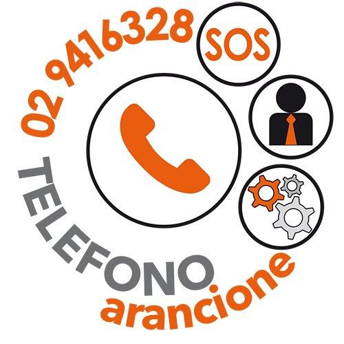 telefono-arancione-logo-small