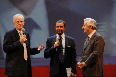 Penisola Sorrentina - A Leo Gullotta il Premio Dino Verde 2016