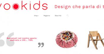 shop on line design per bambini