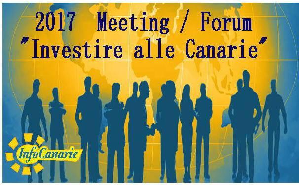 Investire alle Canarie 2017 - InfoCanarie
