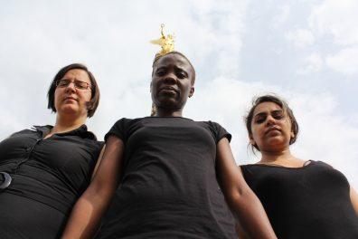Mostra arte africana Roma, video arte donne africane a Roma