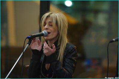 Cantanti Liguria: Elisabetta Macchiavello