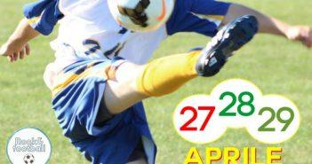 Stage di calcio e selezione di giovani promesse del calcio a Bellaria-igea Marina, dal 27 al 29 aprile 2017