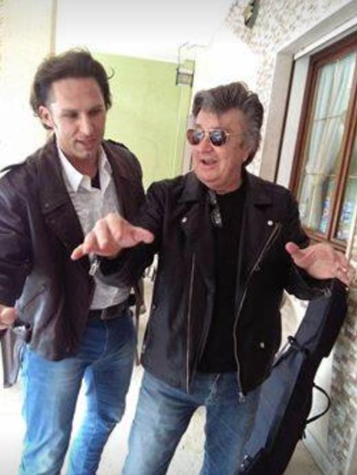 Angelo Seretti e Bobby Solo