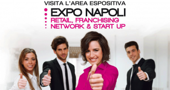 Expo Franchising Napoli; bardolla; roberto re