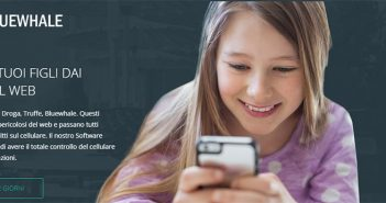 Antibluewhale app per la sicruezza dei figli