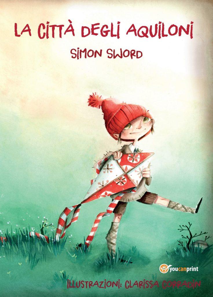 La città degli aquiloni, Simon Sword