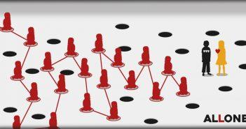 Allone - Puzzle Game sulle Relazioni