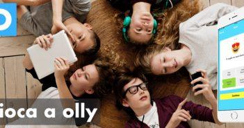 Arriva Olly, l'App per battere il cyber bullismo, aiutando i ragazzi a confidarsi tra loro