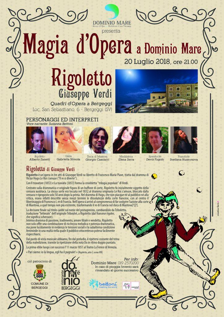 Rigoletto, a Dominio Mare Resort
