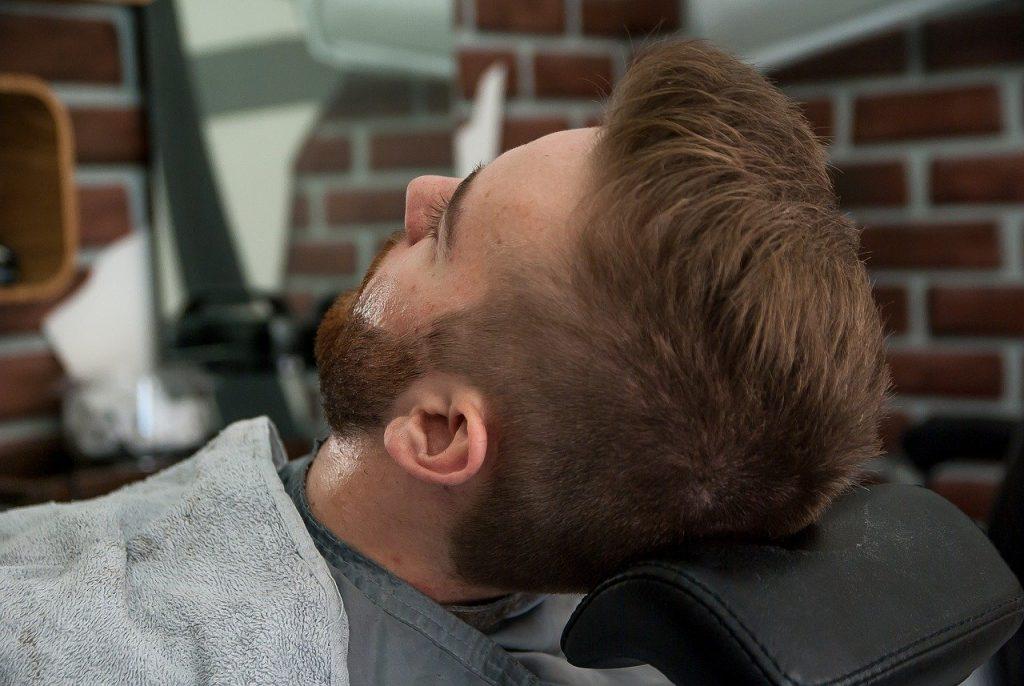 barber photo