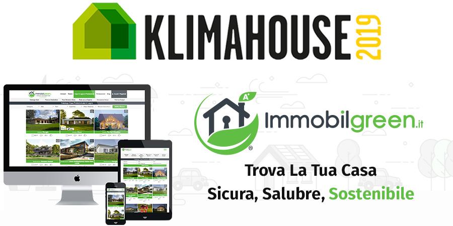 Immobilgreen presente a Klimahouse 2019
