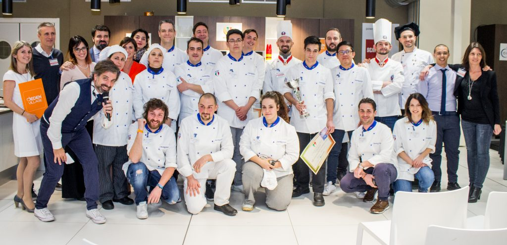 italian show cooking contest 2019