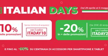 Italian Days GSM55 accessori smartphone a prezzi scontatissimi