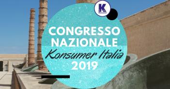 congresso associazione consumatori Konsumer italia