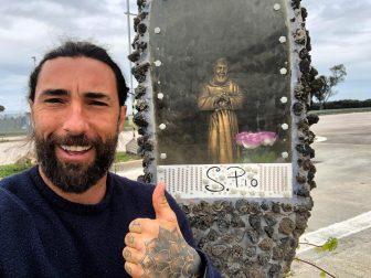 """ABBOMBAZZA 100% BRUMOTTI A """"GLI ANGELI DI PADRE PIO"""""""