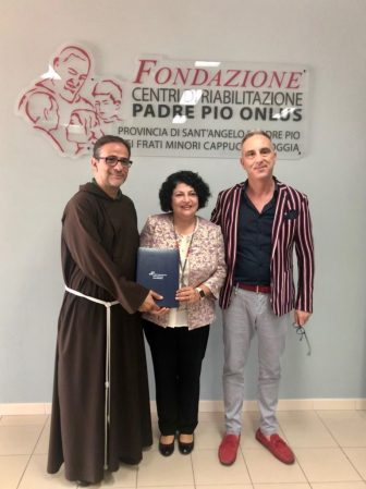 Gli Angeli di Padre Pio eccellenza mondiale: è la prima struttura riabilitativa certificata JCI