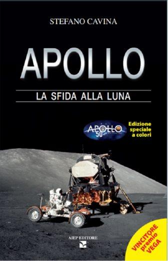 Libri: la sfida dell'uomo alla Luna raccontata da Stefano Cavina