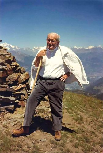 A Cortina la croce astile più alta del mondo: voluta da Giovanni Paolo II