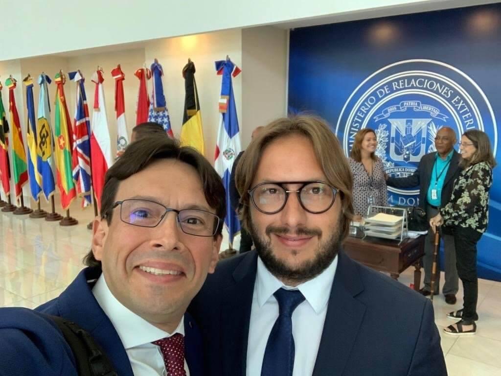 Juan Ricardo Palacio e Andrea Baggio, CEOs e Founders di ReputationUP
