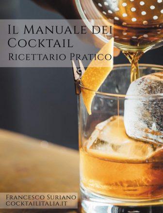 """Bere, su Amazon.it """"Il manuale dei cocktail"""", ricettario pratico per studenti e professionisti"""