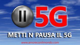 """""""Metti in pausa il 5G"""": parte la campagna contro lo stress da eccesso di informazioni"""