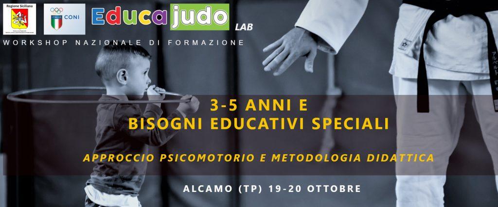 """Arriva """"Educajudo Lab Sicily"""", la formazione nazionale per docenti dell'infanzia"""