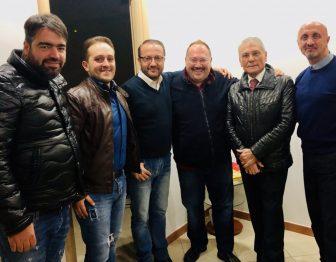 A Casalnuovo Nappi incassa l'appoggio del Gruppo Giovanni Romano, e allarga la coalizione