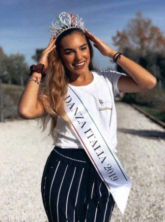 Emma Del Toro, dopo Amici è la nuova Miss Danza Italia 2019