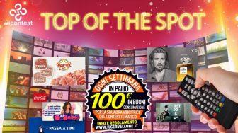 Arriva Top of the Spot: dall'11 al 17 novembre la sfida con le pubblicità più belle