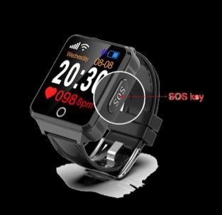 Salute: arrivano gli smartwatch per proteggere la salute dei propri cari