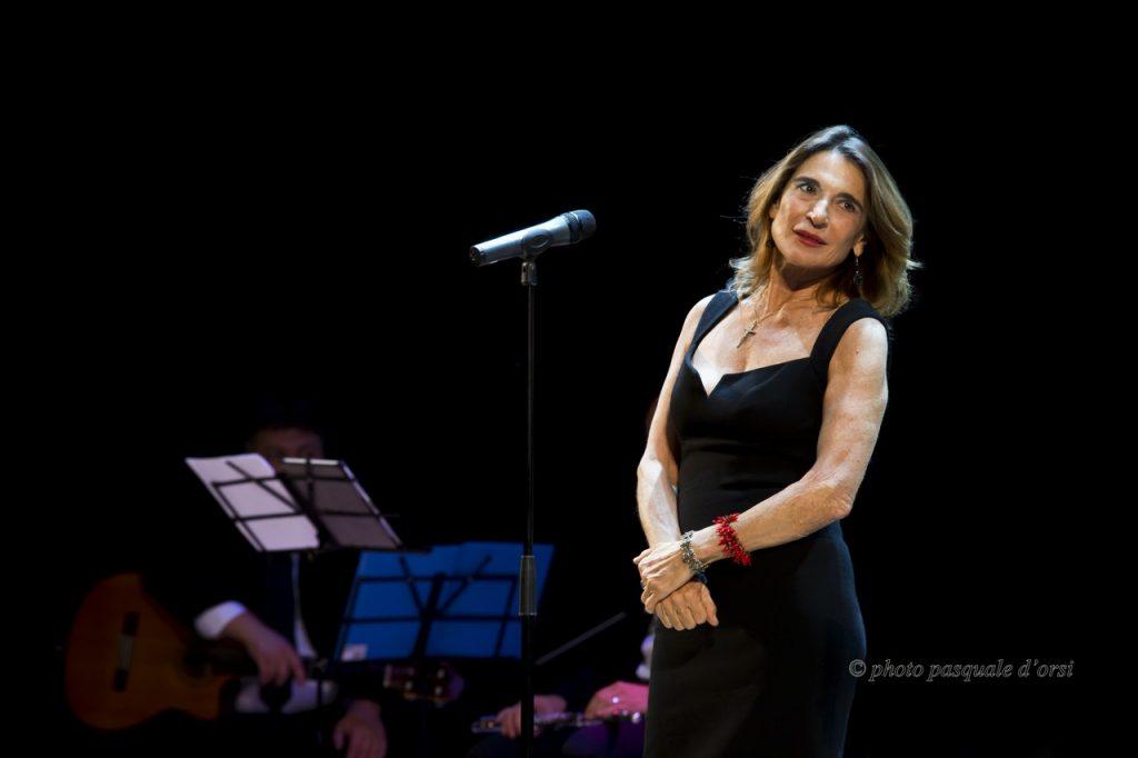Lina Sastri a Piano di Sorrento: viaggio nella musica, nel cinema e nel teatro