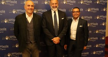 Premio penisola Sorrentina in Tv a Capodanno