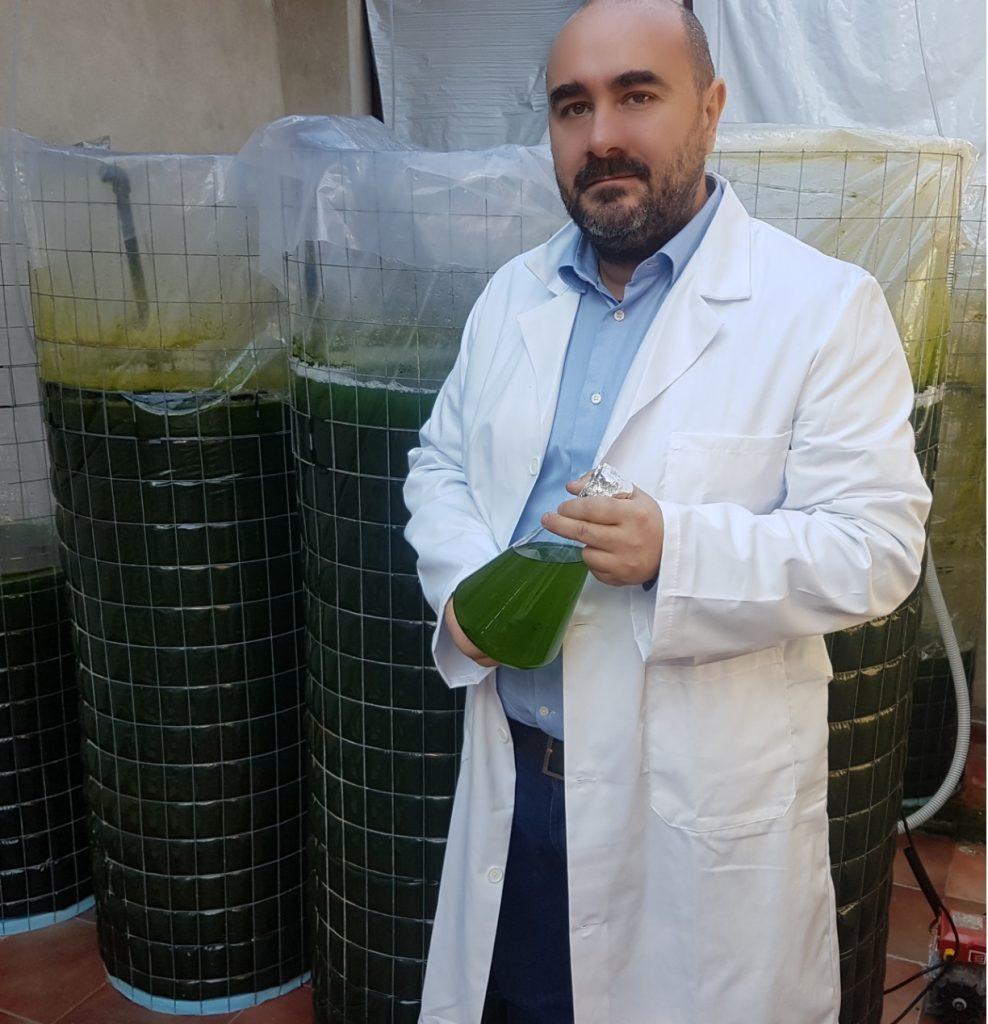 La Spirulina, prodotta nel Cilento in provincia di Salerno