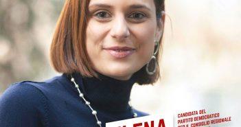 elena gaggioli candidata regionali emilia romagna 2020 Bonaccini PD