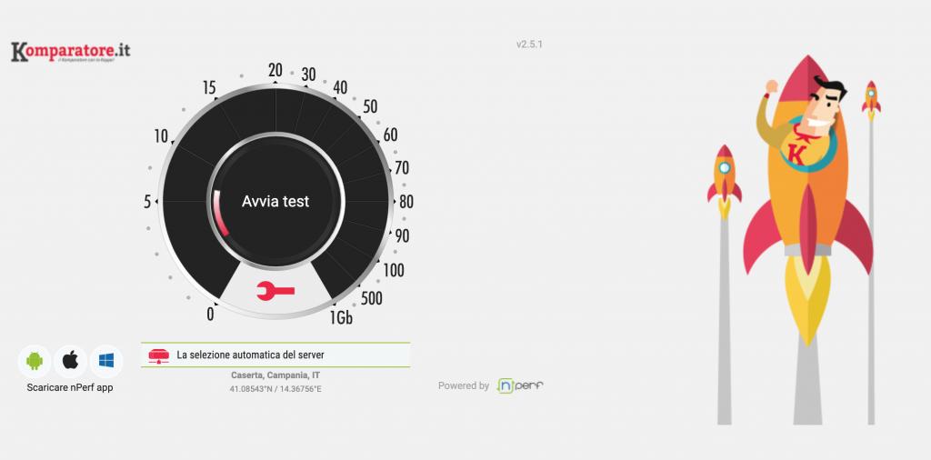 Velocità Internet: Vodafone e Wind gli operatori più veloci