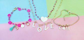 Tendenze: a San Valentino quest'anno si regalano bijoux fai da te