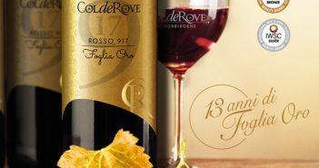 Raboso 917 Foglia Oro Colderove