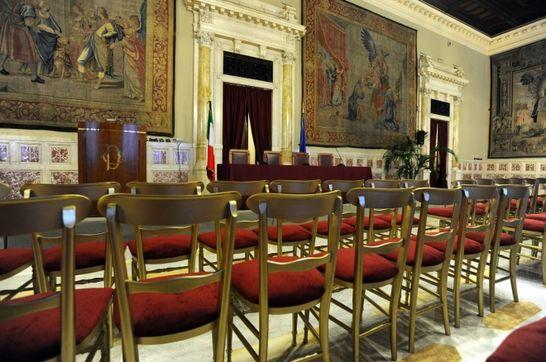 Camera dei Deputati - Sala della Regina