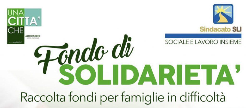 """A Casalnuovo di Napoli il primo """"Fondo di Solidarietà"""" per il Covid-19"""