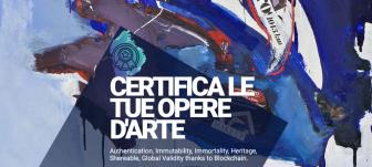 Arte, è rivoluzione: al via il Certificato Digitale per le opere d'arte